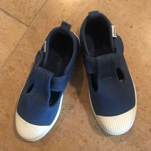 Boy Chris Navy shoes by Chus